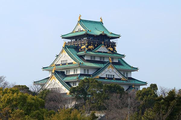Castillo de Osaka