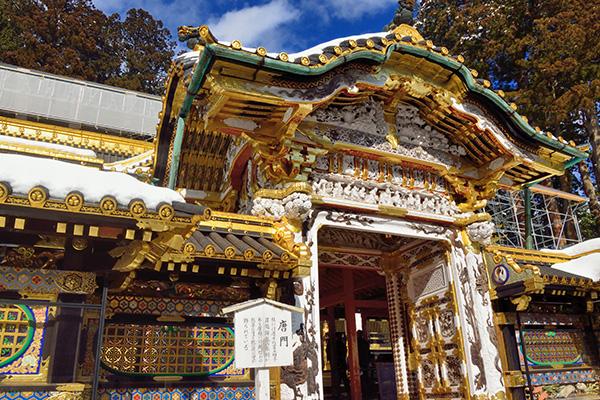 Santuario Shintoista Toshogu, Nikko