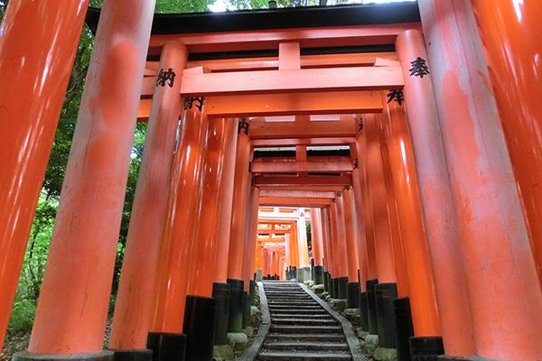 Santuario Shintoísta Fushimi Inari, Kioto