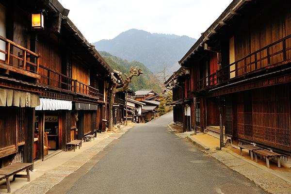 Pueblos de la Posta, Tsumago