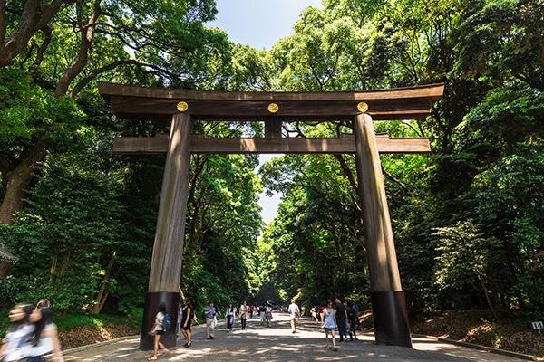 Santuario Shintoísta de Meiji, Tokio