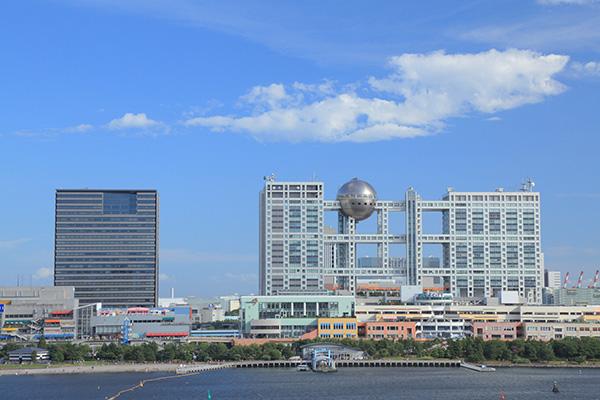 Isla de Odaiba, Tokio