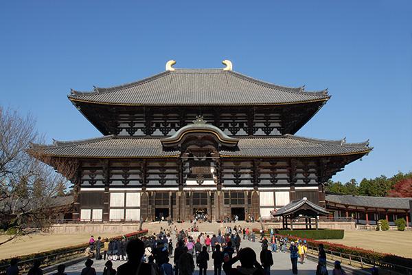 Templo Todaiji, Nara